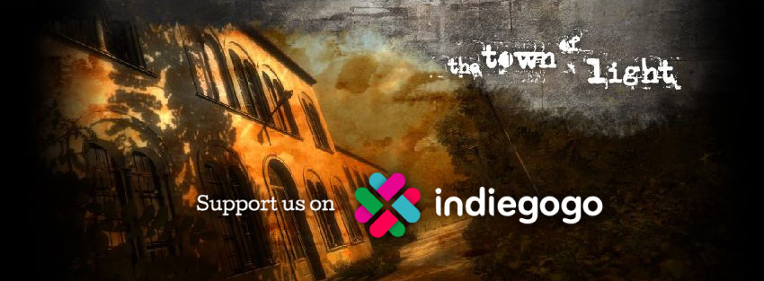 indiegogo the town of light