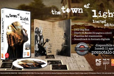 Limited Edition disponibile presso i rivenditori...